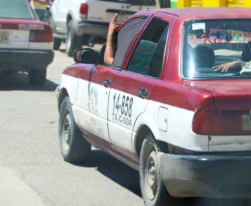 Cerca del 50% de taxis foráneos en Oaxaca son piratas
