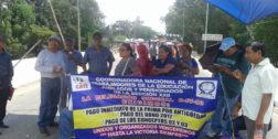Marcha nacional de jubilados y pensionados contra la Unidad de Medida Actualizada