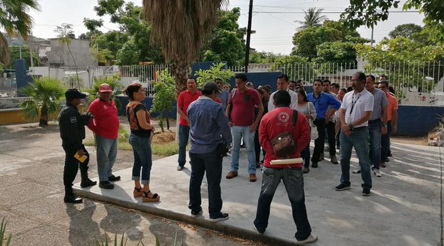 Megasimulacro por sismo en Salina Cruz | El Imparcial de Oaxaca