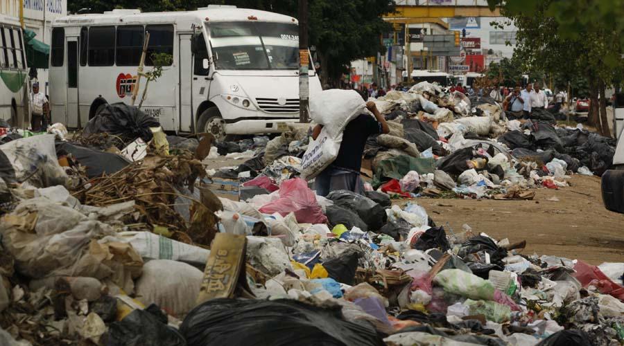 Basura y Gas de Efecto Invernadero, cómplices de crisis ambiental en Oaxaca