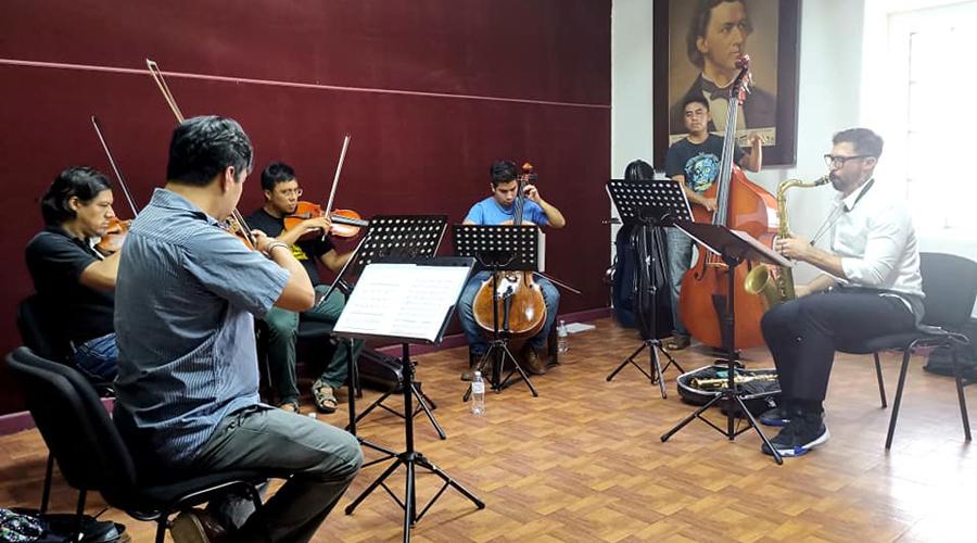 Preparan Festival Internacional de Música en Huajuapan   El Imparcial de Oaxaca