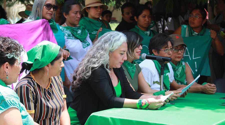 Rechazan consulta para la despenalización del aborto en Oaxaca   El Imparcial de Oaxaca