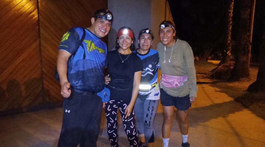 Prepara Night Runners su sexto aniversario