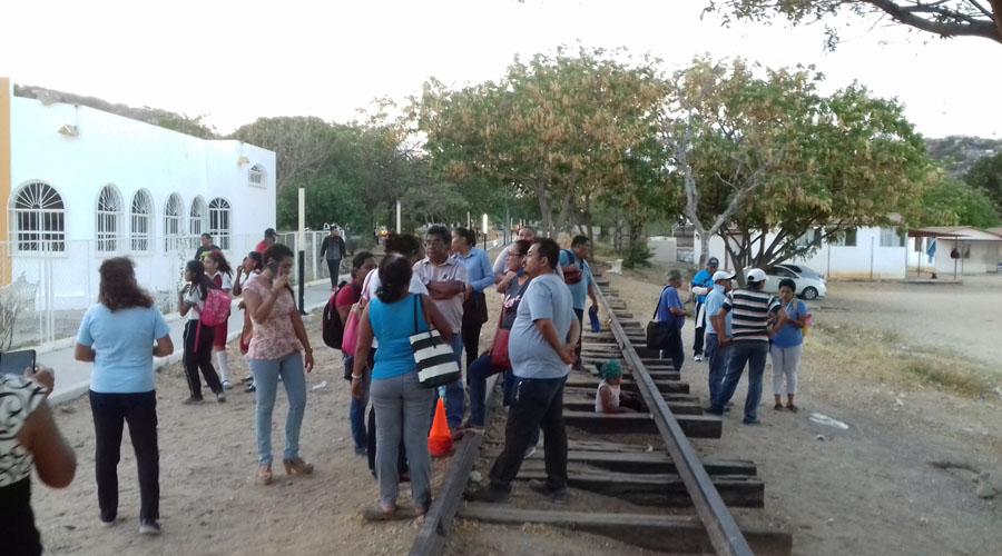 Reubicarán estudiantes del Ismo, afectados por el terremoto