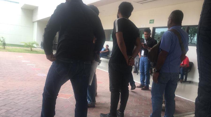 Crimen en Matatlán; caen dos sospechosos
