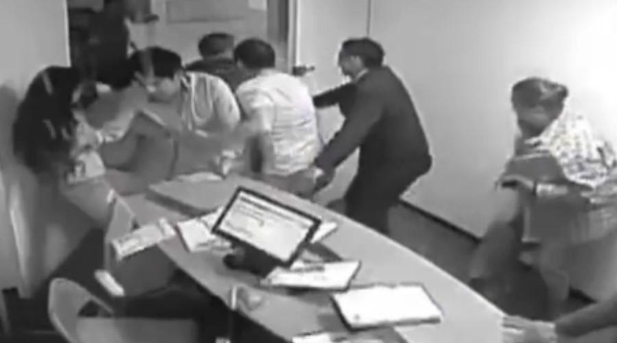 Video: Sale a la luz impactante video del 19-S   El Imparcial de Oaxaca