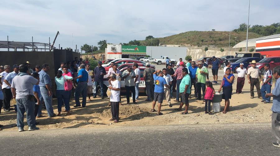 Se agudiza conflicto entre transportistas de Pinotepa Nacional | El Imparcial de Oaxaca