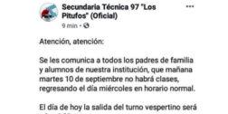 Se atemorizan habitantes de Tuxtepec, por falsos mensajes en redes sociales