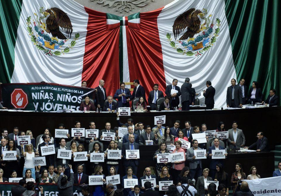 Critica Mexicanos Primero leyes secundarias   El Imparcial de Oaxaca