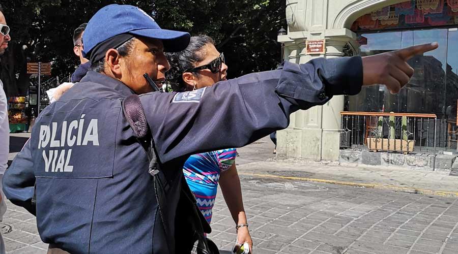 Falta de educación vial frena el 1X1 en la ciudad de Oaxaca