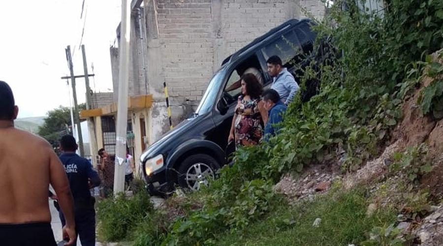 Borracho pone en riesgo su vida en Huajuapan