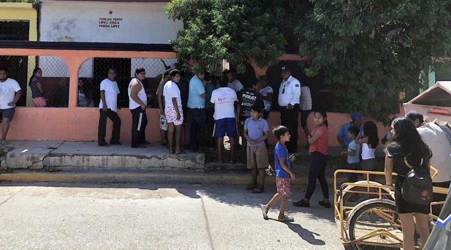 Le dan el tiro de gracia en panteón de Juchitán | El Imparcial de Oaxaca