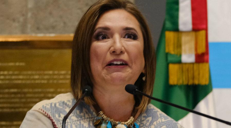 Video: Llaman #LadyCaca a Xóchitl Gálvez y se vuelve tendencia en Twitter | El Imparcial de Oaxaca