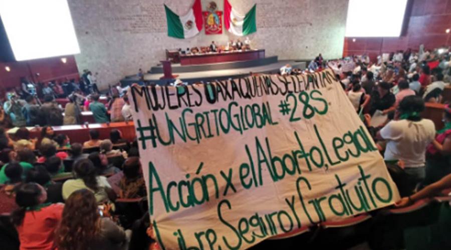 Despenalización del aborto, avance fundamental: GESMujer | El Imparcial de Oaxaca