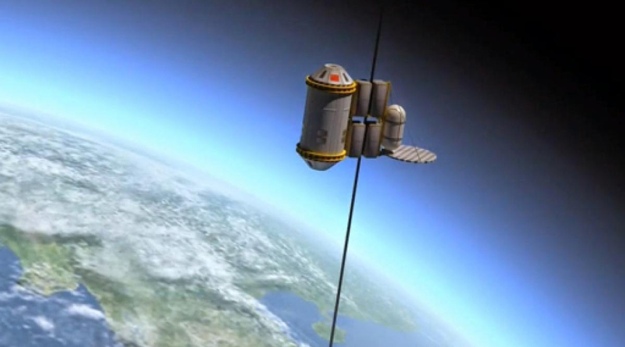 Proponen científicos de universidades de EU crear ascensor a la luna | El Imparcial de Oaxaca