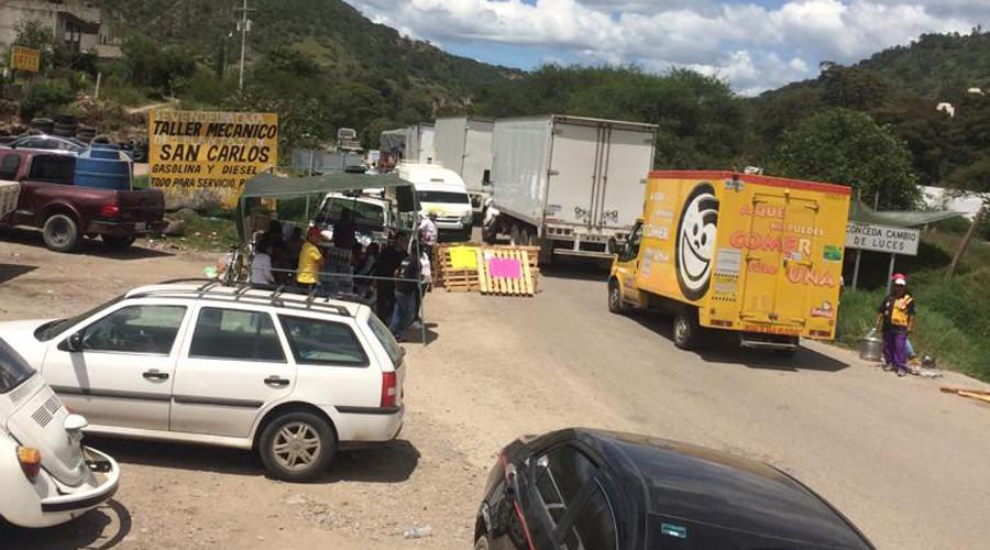 Comuneros de Juxtlahuaca niegan querer tomar propiedad privada