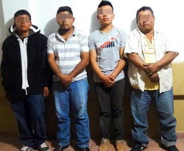 Fallo condenatorio contra banda de secuestradores