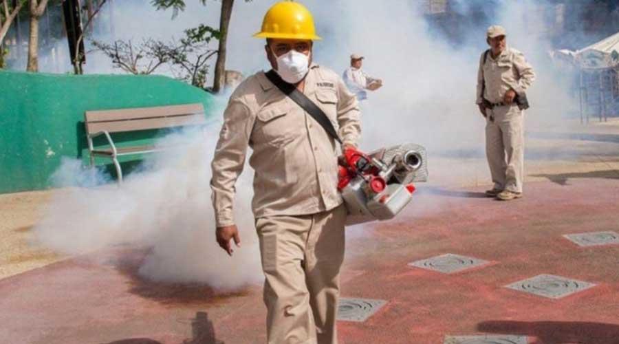 Solicitarán 10 millones de pesos más para combate al dengue en Oaxaca | El Imparcial de Oaxaca