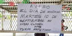 Rechazan suspensión de clases en Tuxtepec