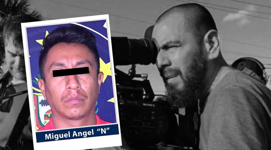 Miguel Ángel, presunto asesino del fotógrafo de Discovery, es aprehendido en Chilpancingo   El Imparcial de Oaxaca
