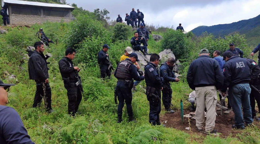 Buscan gente desaparecida en la Cañada | El Imparcial de Oaxaca