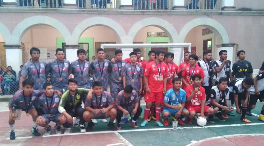 Tlahuiltoltepec, campeón de copa