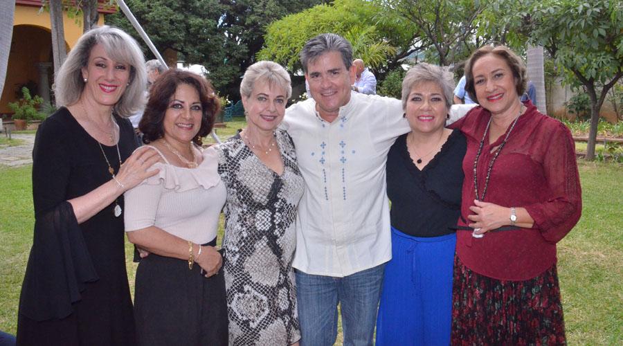 Encuentro de la generación 1976-1979 del Instituto Carlos Gracida