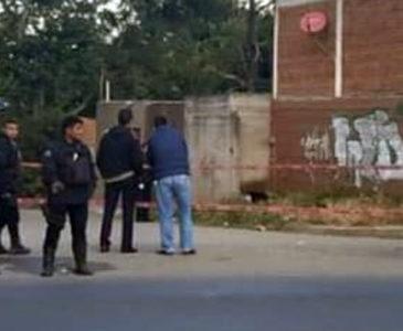 Amanecer violento en San Agustín de las Juntas, dos macheteados
