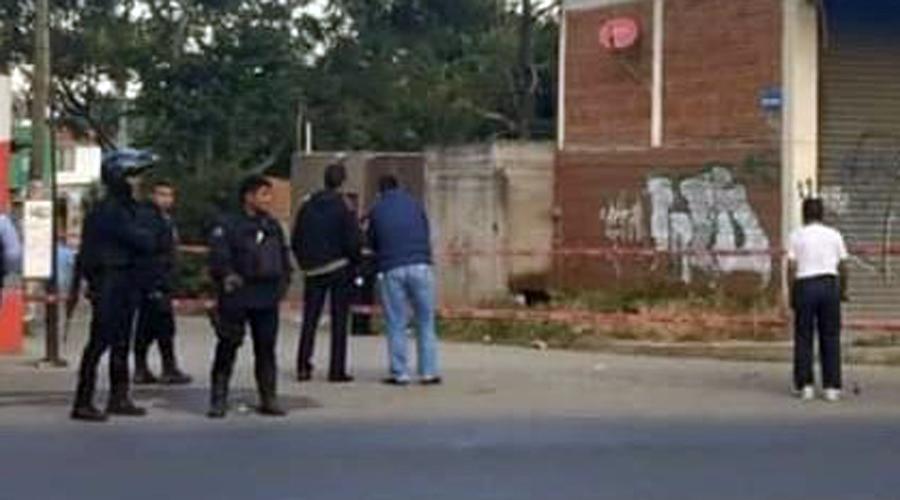 Amanecer violento en San Agustín de las Juntas, dos macheteados | El Imparcial de Oaxaca