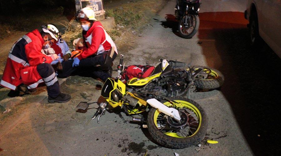 Accidentes de moto dejan dos muertos en la Costa de Oaxaca | El Imparcial de Oaxaca