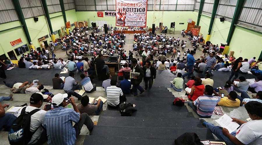 Buscan instaurar evaluación: Sección 22 | El Imparcial de Oaxaca