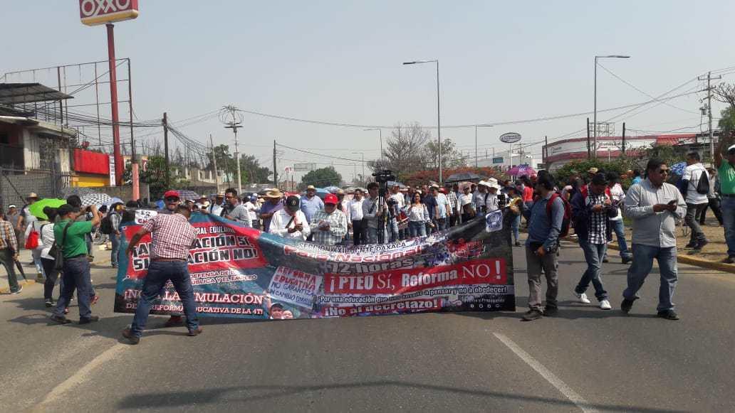Pide Sección 22 incluir PTEO en Ley de Educación | El Imparcial de Oaxaca