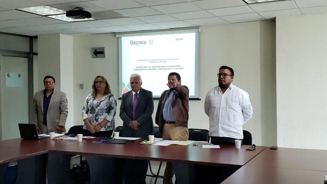 En lo 'oscurito' comparece titular de Sinfra en Congreso Local de Oaxaca | El Imparcial de Oaxaca