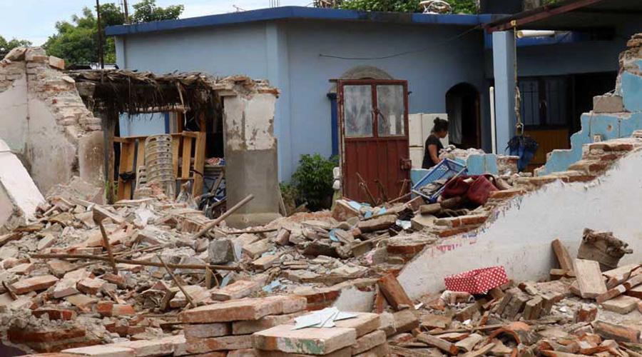 Urge enfoque de derechos humanos en casos de desastres en Oaxaca | El Imparcial de Oaxaca