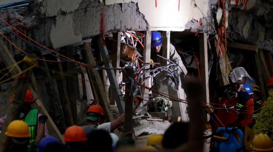 Frida Sofía y Monchito, los niños que nunca existieron en los sismos del 19-S | El Imparcial de Oaxaca