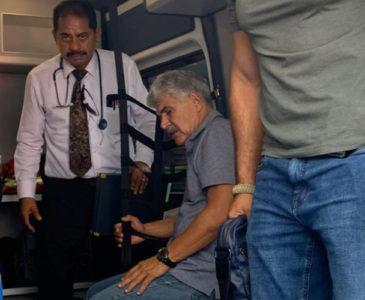 """Aparatoso accidente sufre Ricardo """"El Tuca"""" Ferreti"""