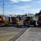 Con bloqueo exigen liberación de dirigente en Juchitán