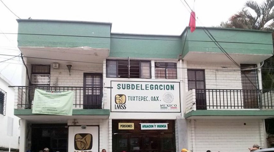 Subdelegación IMSS en Tuxtepec con déficit de afiliados