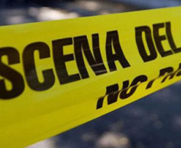 Le dan muerte con arma blanca en Xitla, Miahuatlán