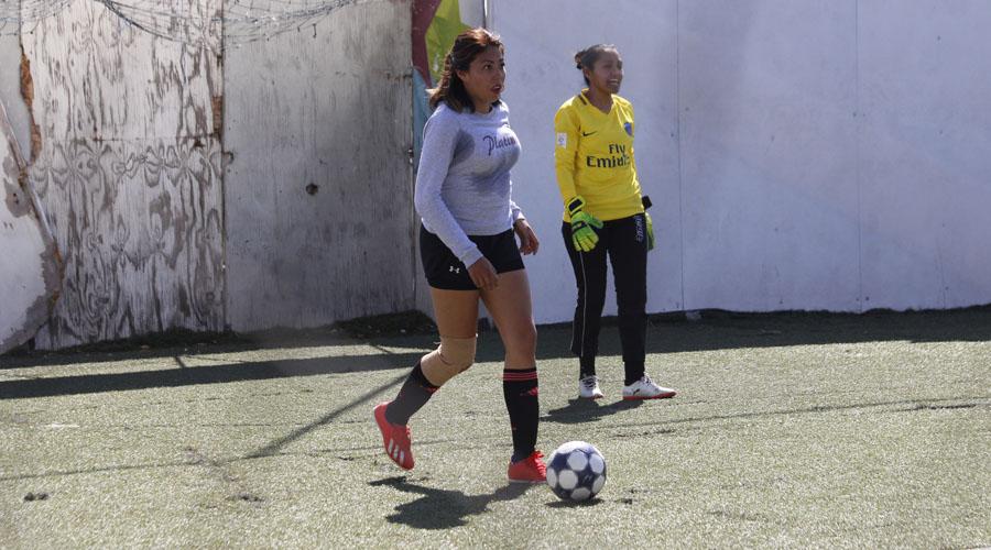El Barrio convoca a su Torneo Femenil