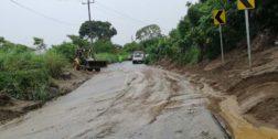 Reportan afectaciones menores por lluvias en Pinotepa