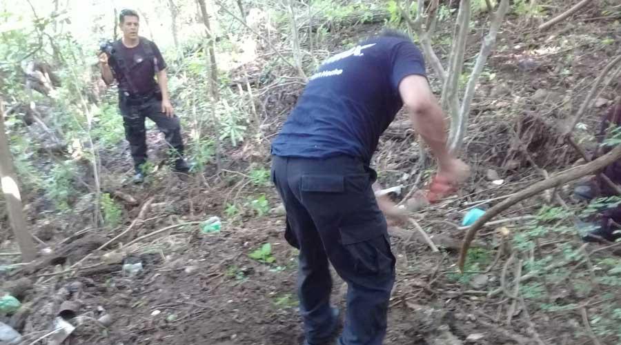 Hallan restos de una persona en Bajos de Coyula   El Imparcial de Oaxaca