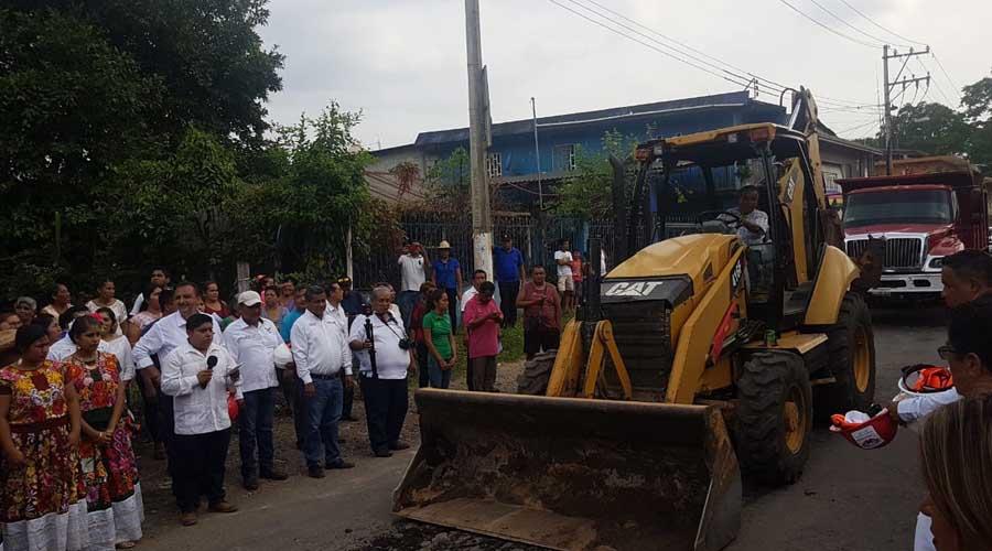 Piden deuda para obras que ya están hechas en Oaxaca