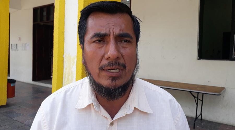 Buscan regresar a malas costumbres: Saúl Pérez | El Imparcial de Oaxaca