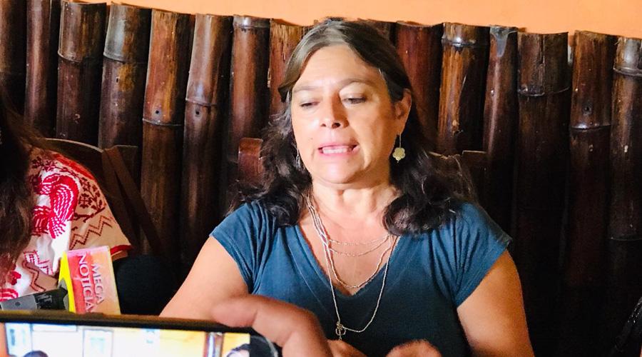 La Interrupción del Embarazo no es un permiso para matar, es un permiso para vivir: Paloma Bonfil