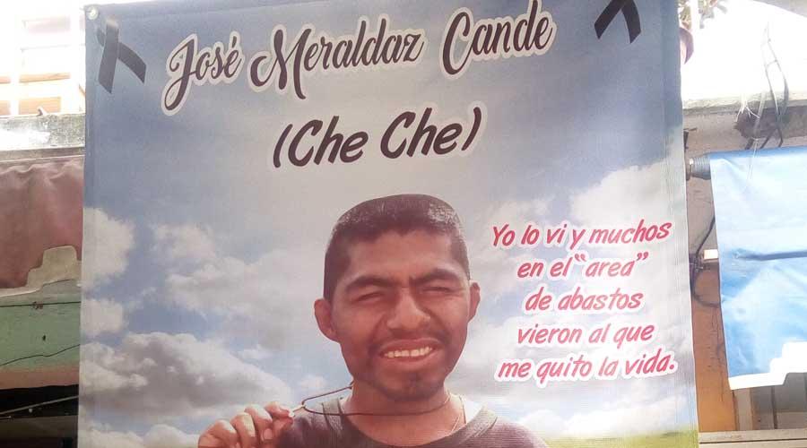 Después de un mes, velan a 'El Cheché'