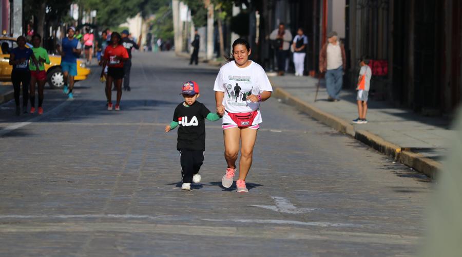 Corrieron hasta la Alameda