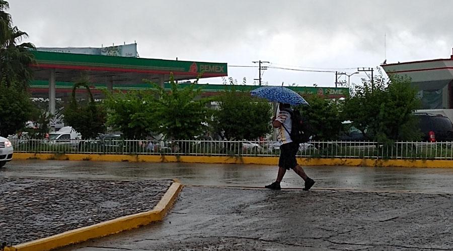 Suspenden clases por fuertes lluvias en la región del Istmo
