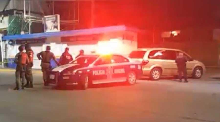 Los ejecutan al salir de un bar en Tuxtepec