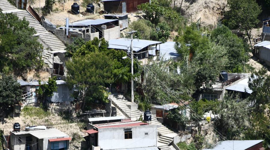 Mancha urbana crece entre caos y desorden en Oaxaca